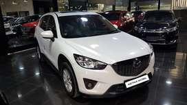 Mazda CX 5 2.5 Touring AT Matic 2014 Putih ASTINA MOBIL