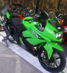 kawasaki Ninja 250 cc KARBU TYPE SE 2011 (FMS) GRESIK