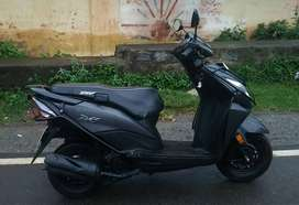 Honda Dio 2018 model for sale