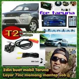 Mumer 2DIN FOR TARUNA ANDROIDLINK 7INC FULL HD+CAMERA HD grosir