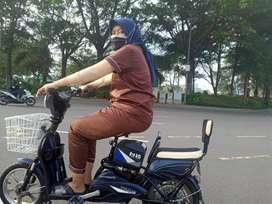 Sepeda motor listrik