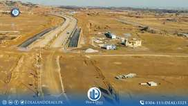 10 Marla Commercial Plot Overseas File is available in Blue World City
