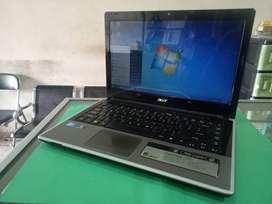 Acer Intel Core-i5 Ram 4Gb Garansi 3Bulan