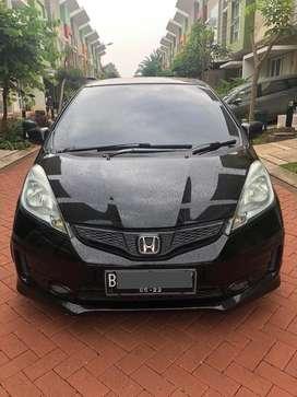 Honda JAZZ 2012 RS matic hitam CASH