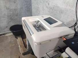 Tempered Glass cutting Machine