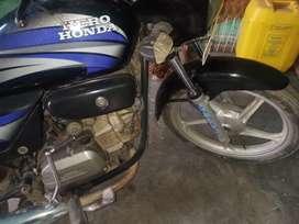 Sealed engine h
