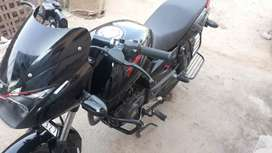 Bajaj pulsar good condition all accessories 150 cc