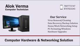 Computer Hardware & Networking Solution