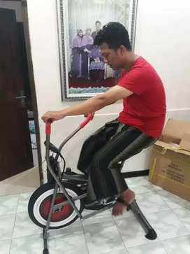 Sepeda fitnes tipe platinum bike central fitness groub (best seller)