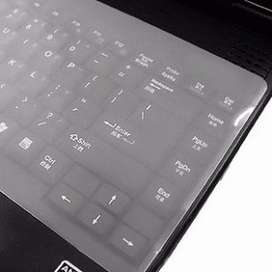 Cover Pelindung Keyboard Notebook Bahan Silicon