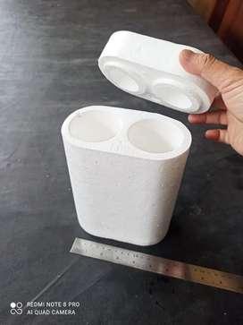 styrofoam botol susu, botol air panas