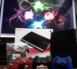 PS3 Super Slim 500gb (Seri akhir sebelum PS4)