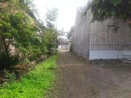 Dijual rumah dan tanah luas 456 m2 lokasi kota Madiun.