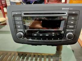 Brand new not used one Maruthi Baleno s infortainment system