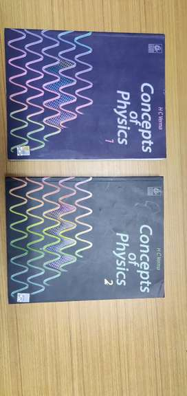 Concept of physics HC Verma (old edition)