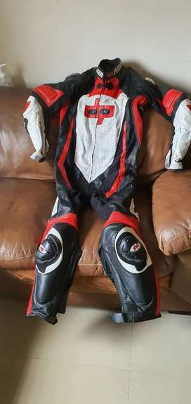 Riding gear - Leather suit