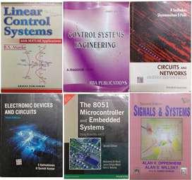 ECE Engineering 6 Books Set 1