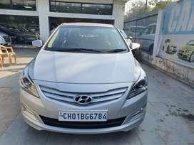 Hyundai Verna 2011-2014 1.6 SX CRDI (O) AT, 2015, Diesel