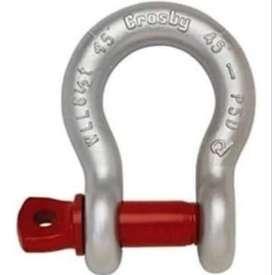 Shackle / Segel Omega Crosby Tipe G209 Uk 1/2 Inc Kapasitas 2 Ton