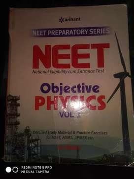 NEET Objective Physics