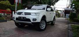 Mitsubisi Pajero Exceed 4x4 A/T 2010 Dp 39jt