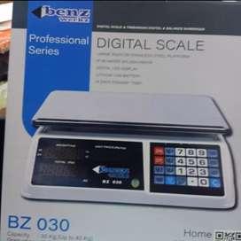 timbangan digital 30 kg/ max 40 kg/ timbangan buah benz