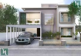 luxury villas in budget rate in calicut with 100% loan facility