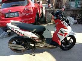 Yamaha x ride 2015