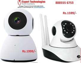 Wireless CC camera