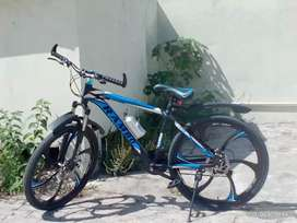 Sports cycle new condition