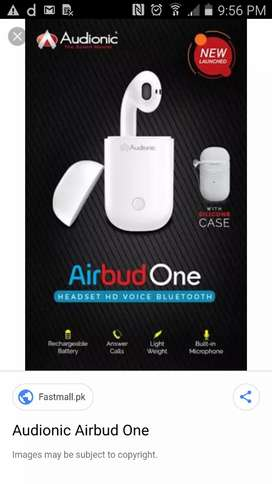 Audionic Power bank,  neck band , airbud one