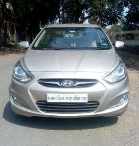 Hyundai Verna Fluidic 1.6 CRDi EX, 2013, Diesel