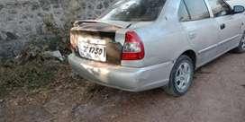 Hyundai Accent 2004 Petrol Good Condition