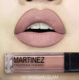 Martinez lip cream matte fix 09 parisian glam / matte fix lip cream