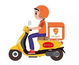 Get a food delivery job and earn upto 18000