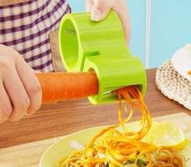 Spiral Cutter Sharpener Twister Rautan / Asahan Pisau Wortel - HPD099