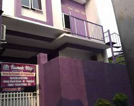 Kos rumah ungu Sewa kamar kos kosan