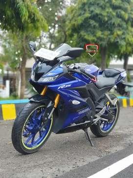 Yamaha R15 Vva 2019. Blue race. Istimewa