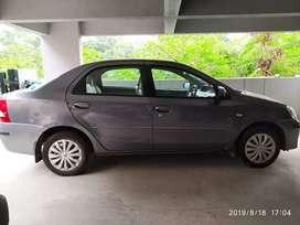 Toyota Etios G, Dec 2013, Petrol, 26700 kms, TN registration