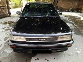 Jual Toyota Corolla Twincam Hitam Good Condition