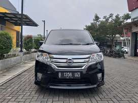 NISSAN SERENA HWS 2.0 AT THN 2013 MURAH DP MINIM