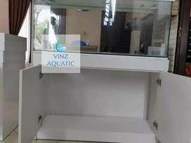 Jual Aquarium Cabinet set 120cm