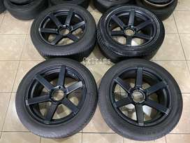 Lenso Concave R20 Ban 265/50 Fortuner,Pajero,Everest,Ranger dll