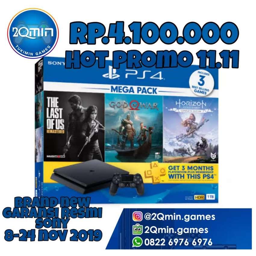 Ps4 megapack hot promo 2QMin Games 0