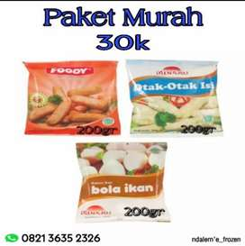 Paket Ekonomis Frozen Food
