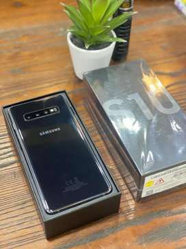Samsung Galaxy S10+ black