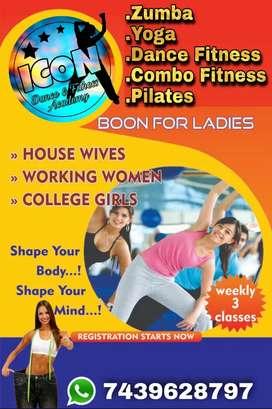 Zumba Dance Classes