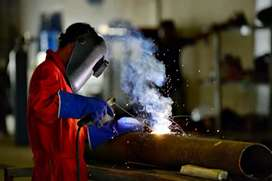 Welder and gas cutter required