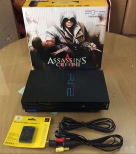 PS 2 FAT Matrix HDD 160GB Full Game