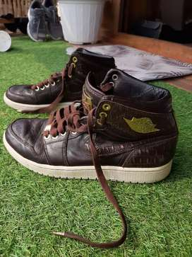 Nike air jordan pinaccle croc